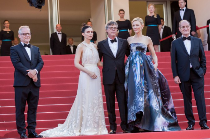 Cannes 2015 : Cate Blanchett er Rooney Mara : les reines du tapis rouge pour le film