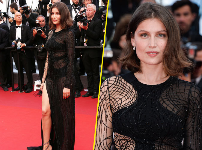 Cannes 2016 : Laetitia Casta sexy sur le red carpet !