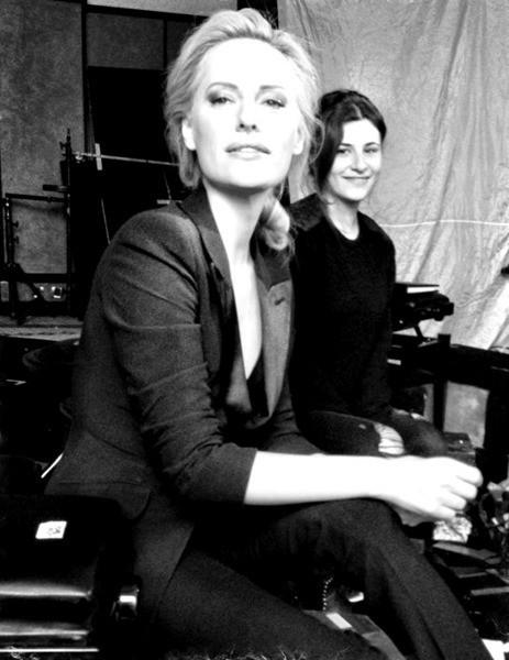 La photo d'Aimee Mullins