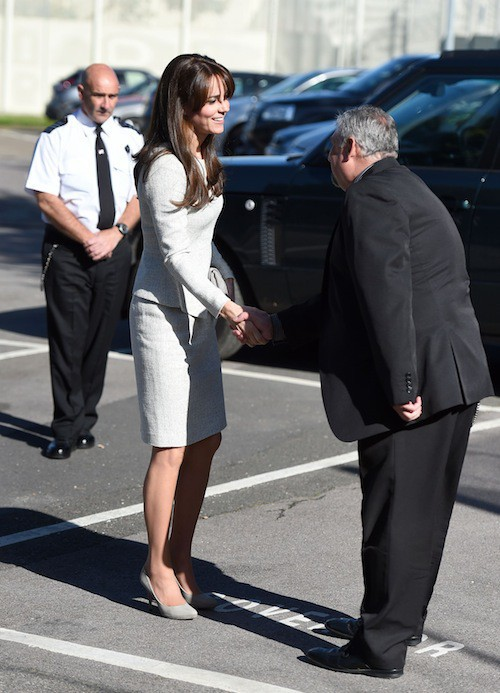 Photos : canon, Kate Middleton passe par la case prison…