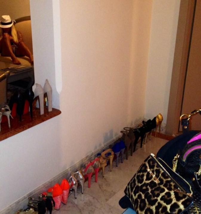 Photos : Capucine Anav et Aurélie Dotremont : les crevettes ont pris leur envol pour Marrakech !