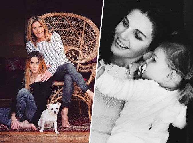 Capucine Anav, Thylane Blondeau, Amel Bent... Découvrez les messages des stars françaises pour la fête des mères !