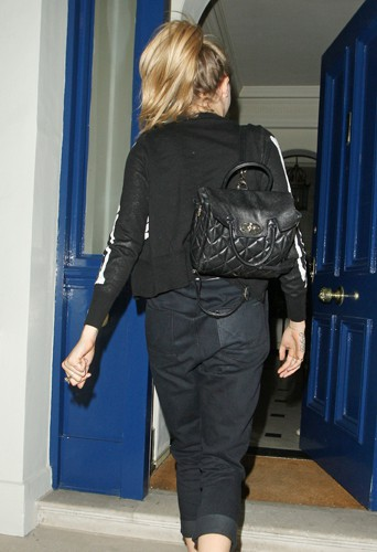 Cara Delevingne à Londres le 3 juillet 2014
