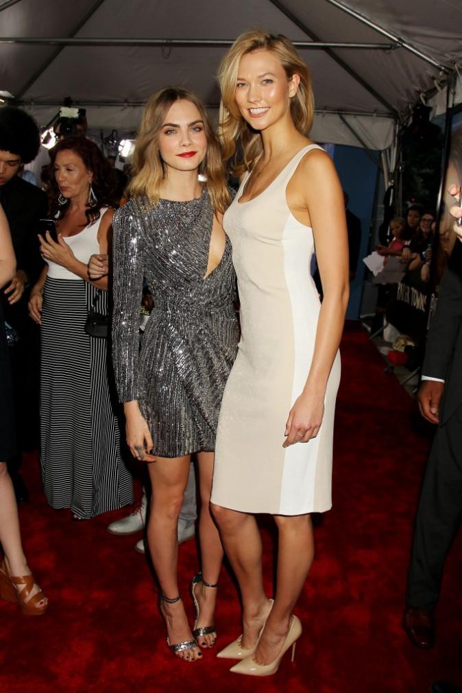 Photos : Cara Delevingne et Karlie Kloss