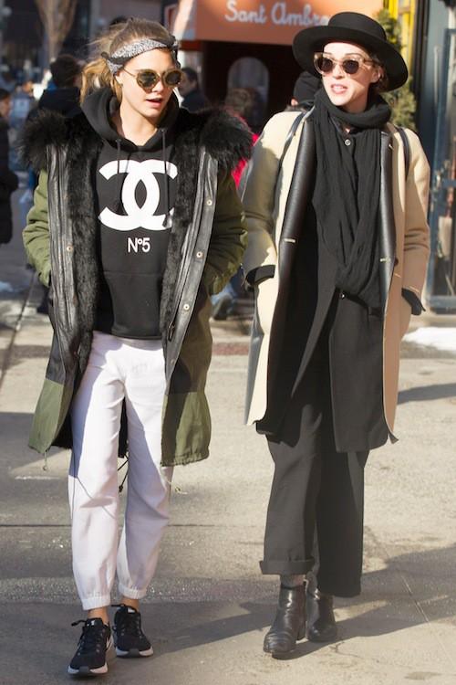Photos : Cara Delevingne : nouvelle girlfriend en vue ?