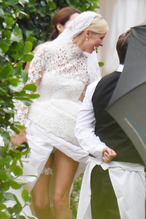 Nicky Hilton n'a pas oublié sa culotte !
