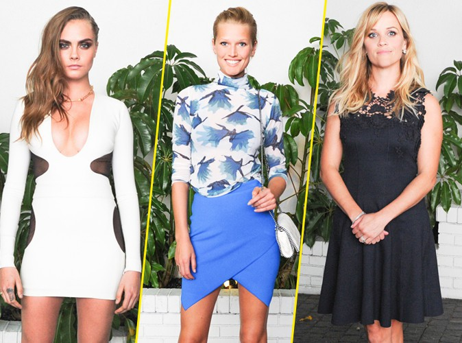 Cara Delevingne, Toni Garrn, Reese Witherspoon : les blondes prennent le pouvoir sur le tapis rouge !