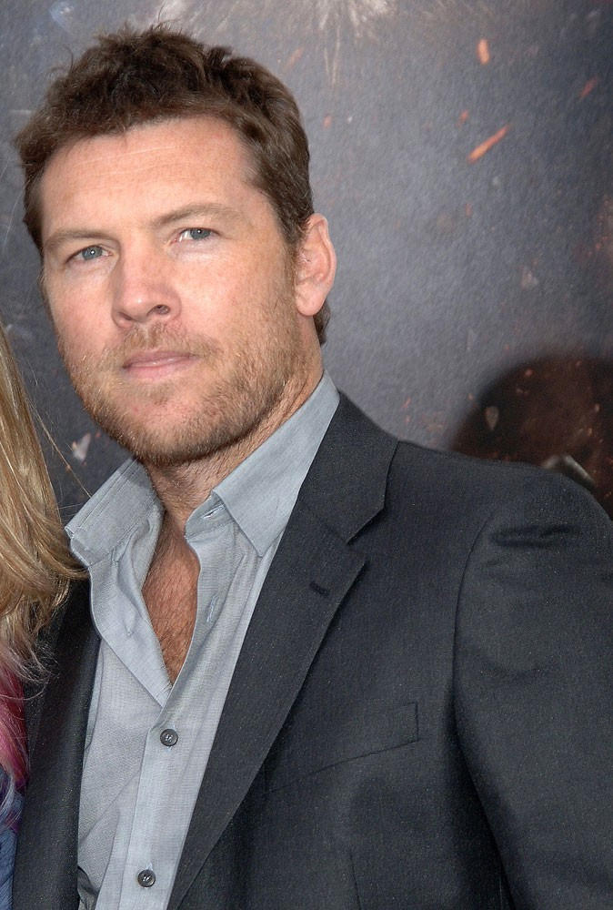 Photos : Sam Worthington a été maçon