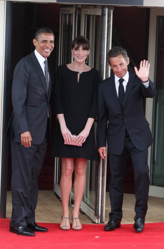 Avec Barack Obama