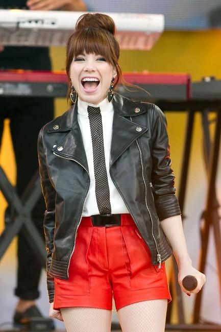 Carly Rae Jepsen le 14 juin 2013 à New York