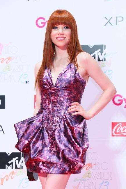 Carly Rae Jepsen le 22 juin 2013 à Tokyo