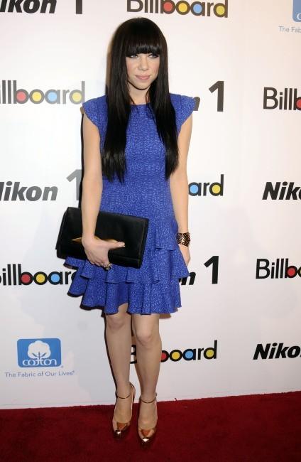 Carly Rae Jepsen le 30 novembre 2012 à New York