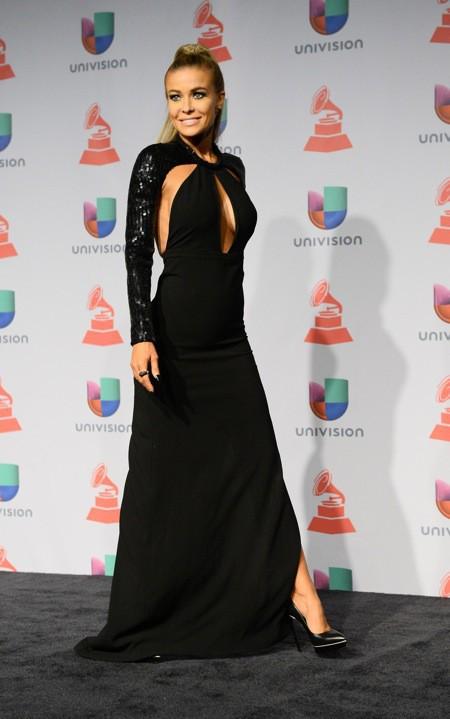 Photos : Carmen Electra: bombesque aux Latin Grammy Awards !