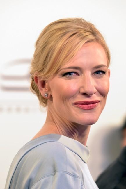 Cate Blanchett lors du Festival international du film de Dubaï, le 9 décembre 2012.