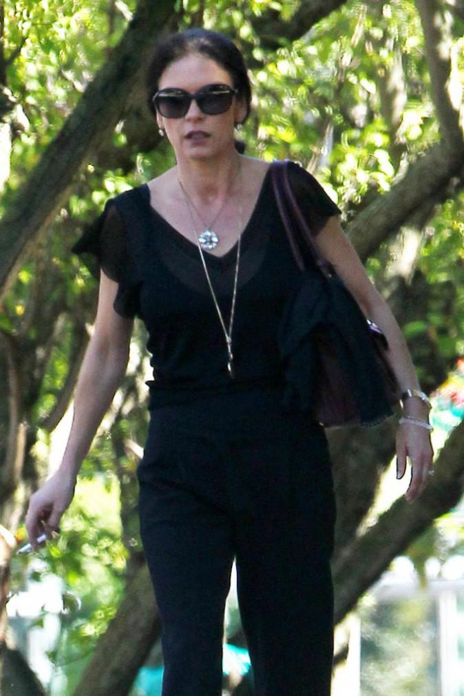 Catherine Zeta-Jones Michael Douglas, Divorce, Séparation, Anorexie