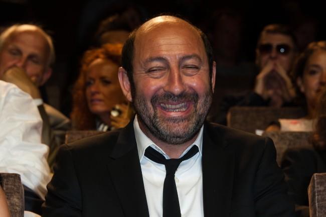 Kad Merad, mort de rire devant son propre film !