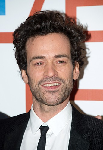 Romain Duris à Paris le 25 novembre 2013