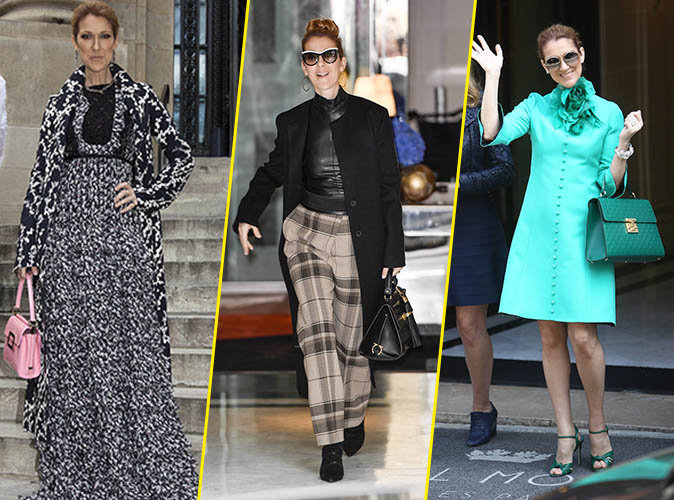 Photos : Céline Dion, nouvelle it-girl ?  Retour sur sa folle semaine fashion !