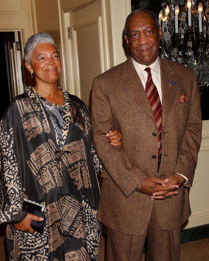 Camille Cosby, Bill Cosby
