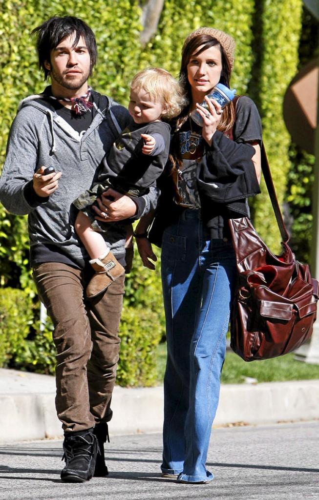 Photos : le couple de stars Pete Wentz/Ashlee Simpson s'est marié trop jeune !