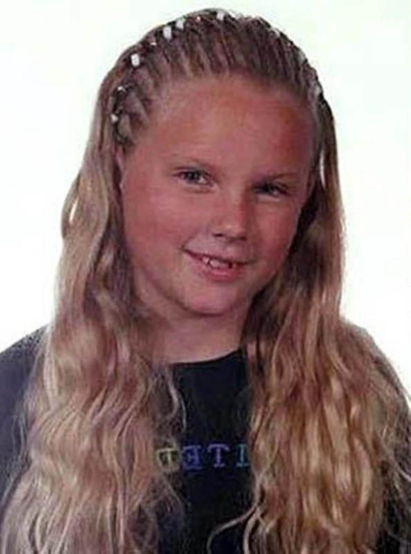 Taylor Swift mangeait bien à la cantine !