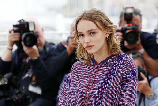 Lily-Rose Depp, fille de Vanessa Paradis
