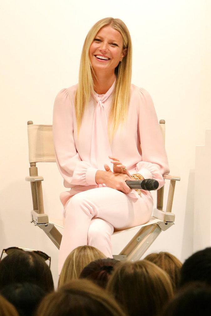 Gwyneth Paltrow a créé un blog lifestyle Goop