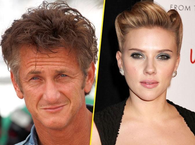 Scarlett Johansson a craqué pour Sean Penn !