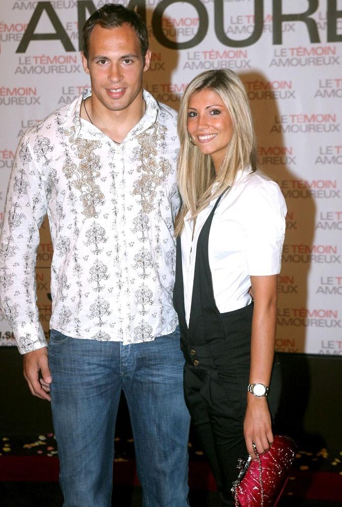 Alexandra Rosenfeld est en couple avec Sergio Parisse