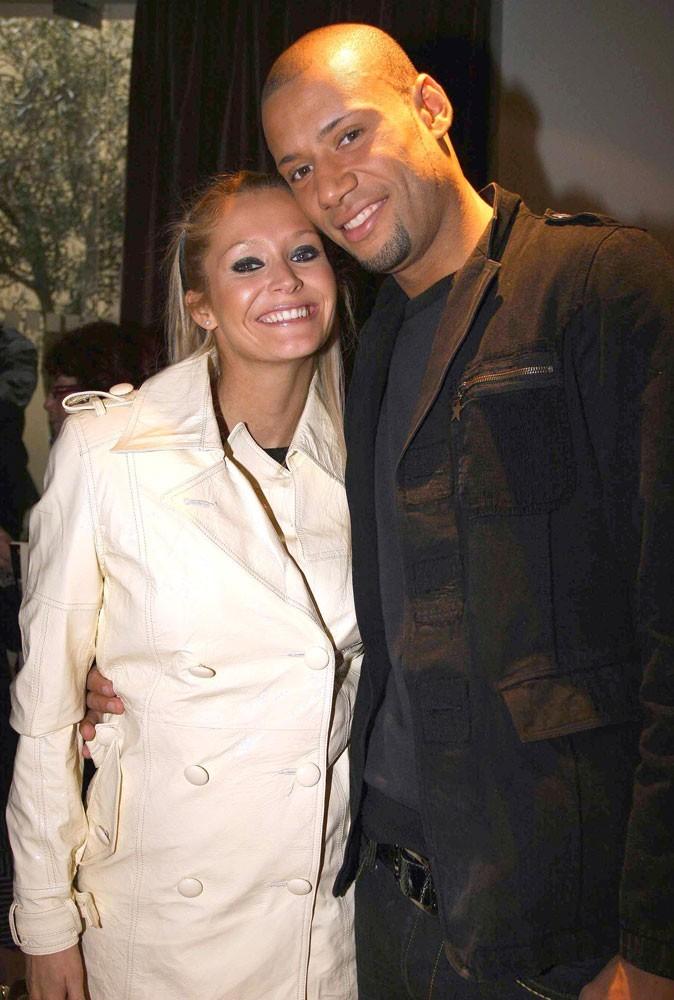 Tatiana et Xavier en 2007