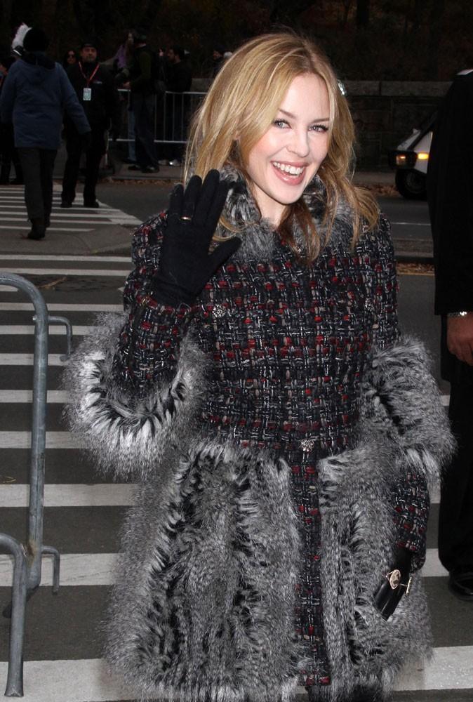 Photos : Kylie Minogue est tante, c'est déjà pas mal !