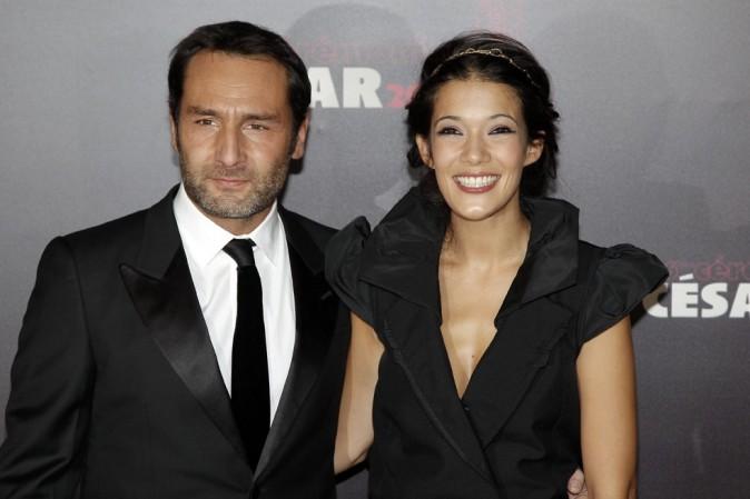 Gilles Lellouche et Mélanie Doutey, un joli petit couple !