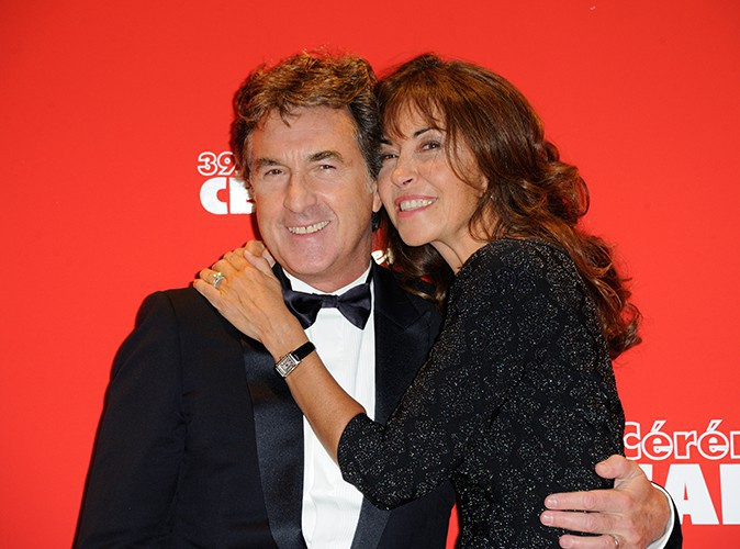 François Cluzet et son épouse Narjiss