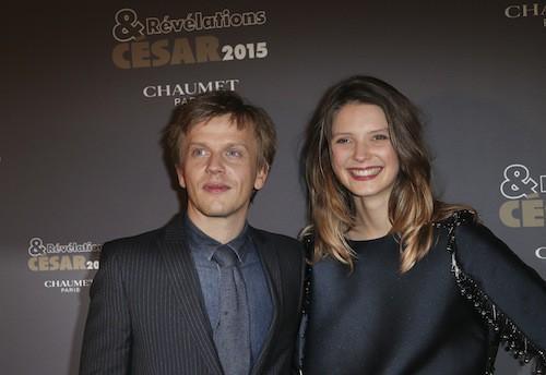 Révélations César 2015 : Alex Lutz et Joséphine Japy
