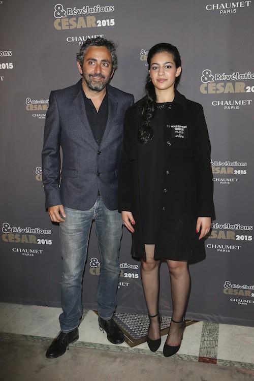 Révélations César 2015 : Eric Toledano et Sofia Lesaffre