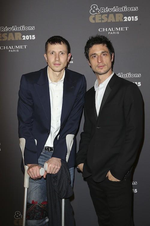 Révélations César 2015 : Jérémie Elkaim et Bastien Bouillon
