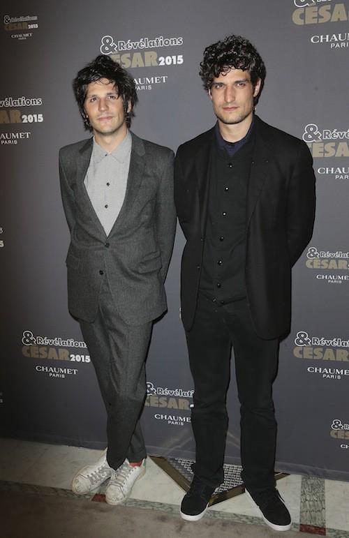 Révélations César 2015 : Louis Garrel et Félix de Givry