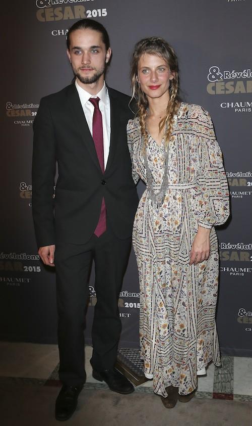 Révélations César 2015 : Mélanie Laurent et Romain Depret