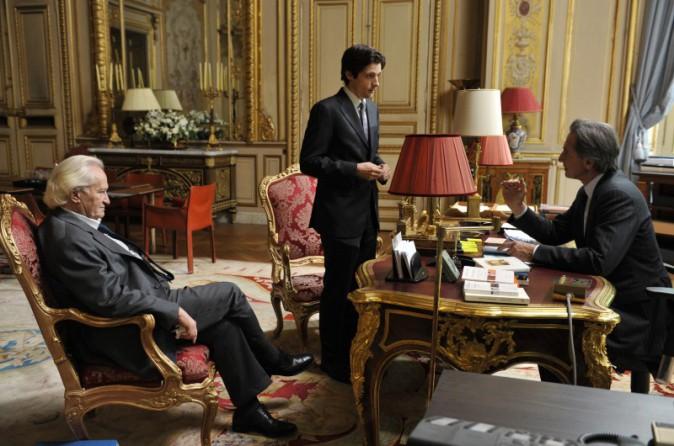 """Niels Arestrup nominé """"meilleur second rôle"""" pour Quai d'Orsay"""