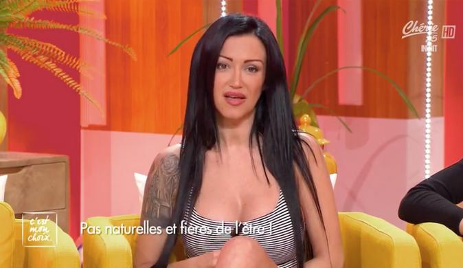 Photos : cette star de télé-réalité qui regrette ses opérations de chirurgie esthétique...