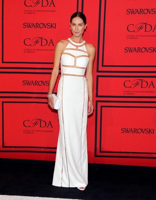 Erin Wasson lors de la soirée des CFDA Fashion Awards à New York, le 3 juin 2013.