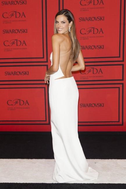 Alessandra Ambrosio le 3 juin 2013 à New York
