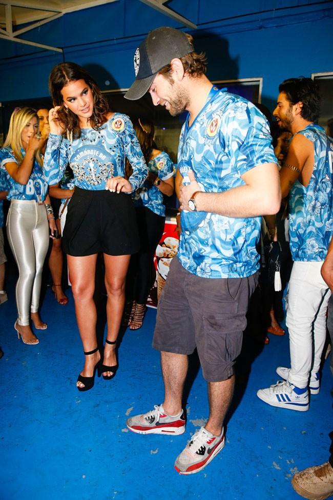 Chace Crawford à Rio de Janeiro le 15 février 2015