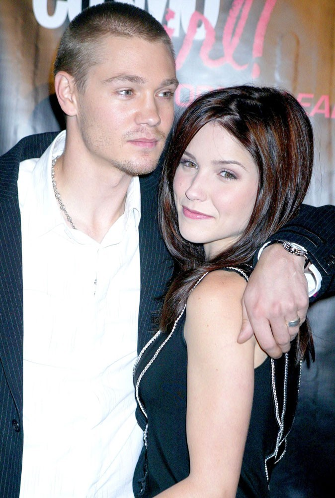 Photos : Chad Murray et Sophia Bush en 2004