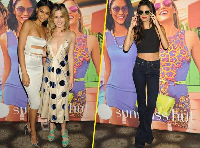 Photos : Chanel Iman, Georgia May Jagger et Sara Sampaio : sea, sex and sunglasses !