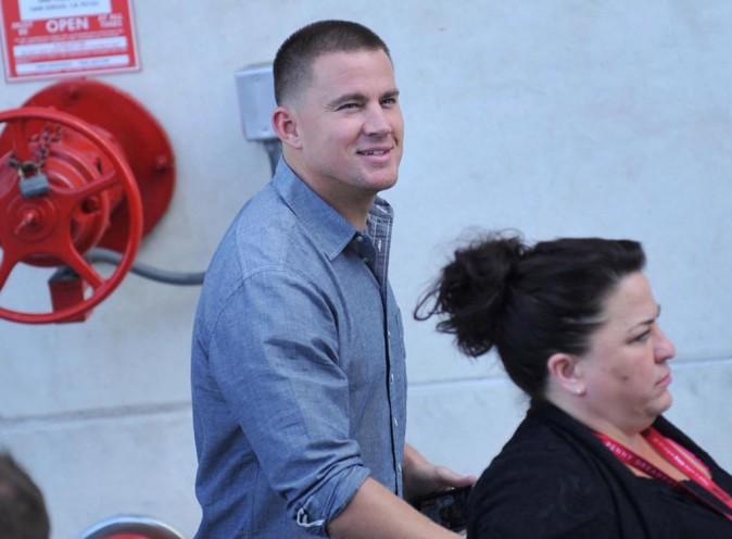 Photos : Channing Tatum : le beau gosse ferait bien de surveiller sa ligne !