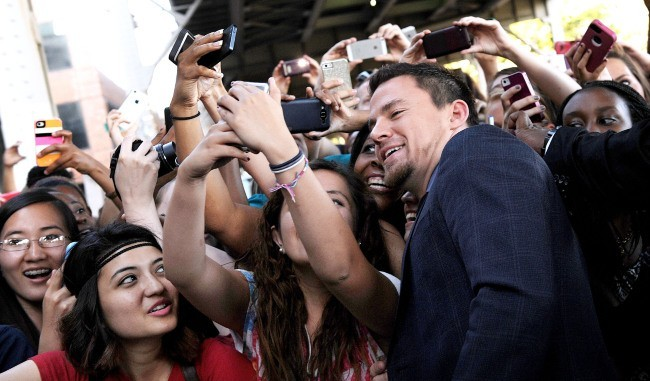 Channing Tatum le 21 juin 2013 à Washington DC