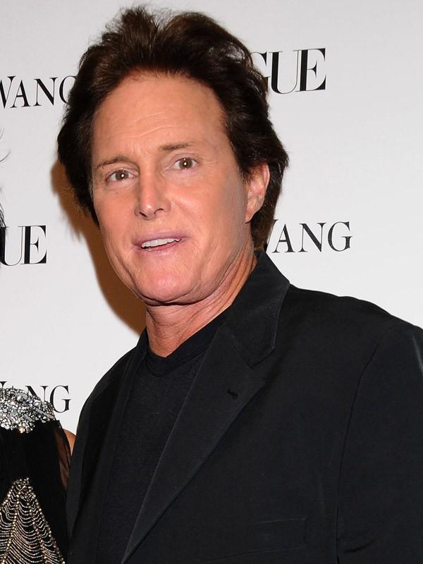 Bruce Jenner avant