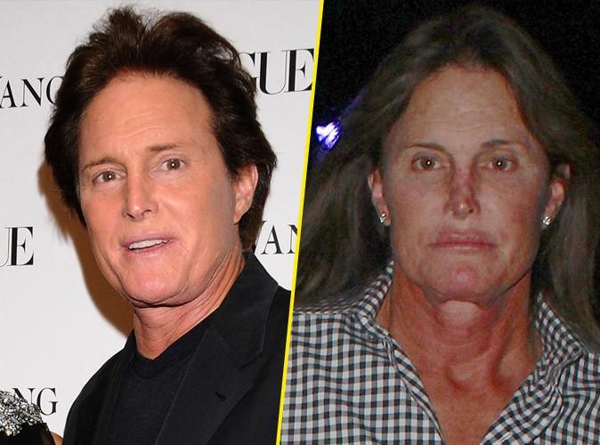 Bruce Jenner - Avant / Après