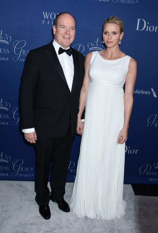 Photos : Charlène de Monaco : absolument ravissante à Los Angeles, main dans la main avec Albert !